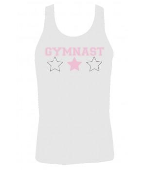 Débardeur Gymnast 3 étoiles