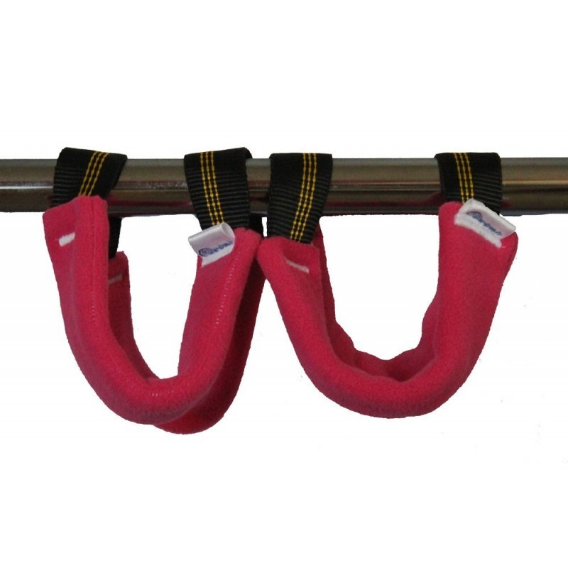 Sangles barre fixe avec protection intégrées