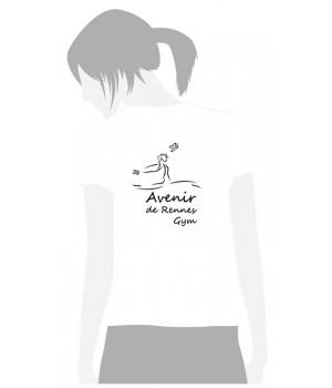 Tee-shirt AV Rennes Femme