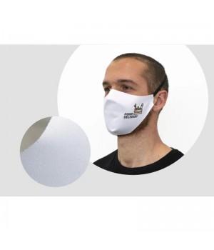 Masque 100% polyester par 5