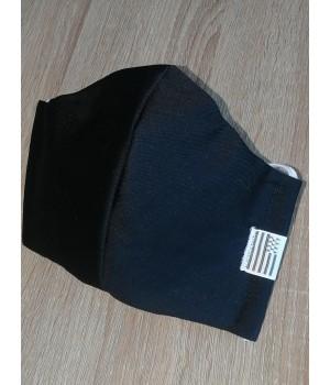 Masque de protection tissu BZH. en coton/polyester et polypropylène.
