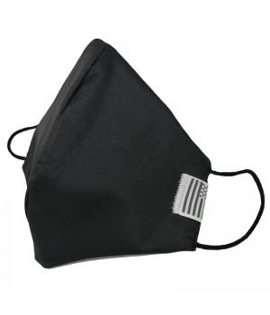 Masque noir - drapeau breton