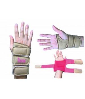 Protection anti flexion poignet pour la gymnastique. Protection Yurchenko.
