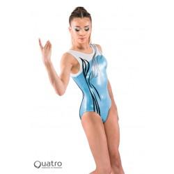 Justaucorps Quatro Synergy Baby blue