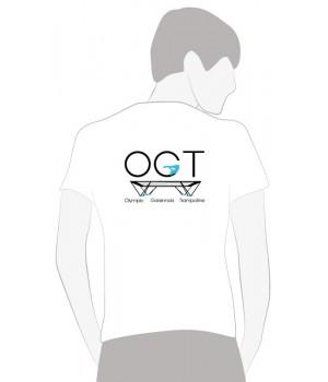T-shirt Homme OLYMIPC GARENNOIS TRAMPOLINE