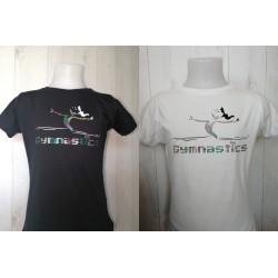Tee-shirt Gymnastics Holo Color