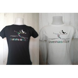 Tee-shirt Gymnastics Holo Color