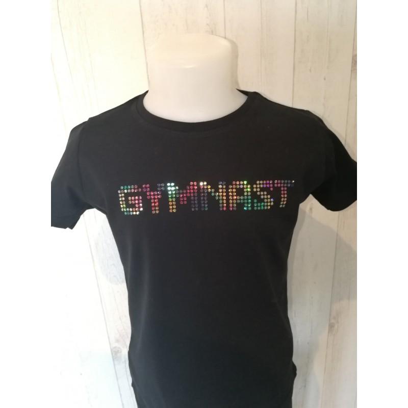 Tee-shirt GYMNAST Holo colors