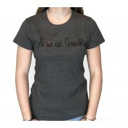 Tee-Shirt La vie est breizh