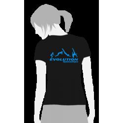 Tee Shirt Evolution Gym fille (GAF)