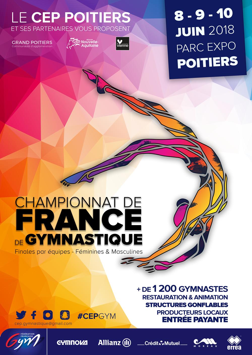 Boutique France POITIERS 2018