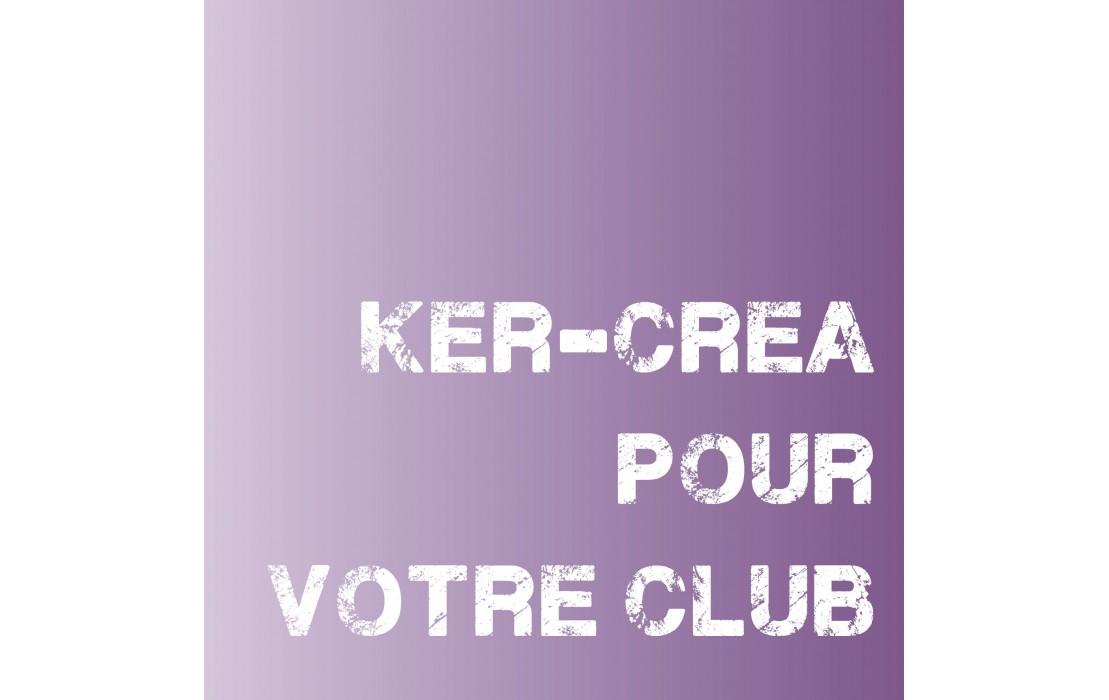 Ker-Créa accompagne votre club