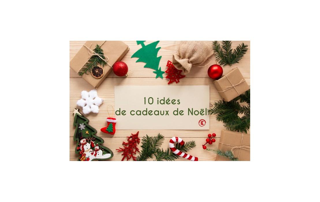 10 Cadeaux de Noël